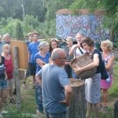 2013-08-05 Bienenstand2